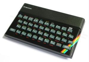 1982 - Sinclair ZX Spectrum